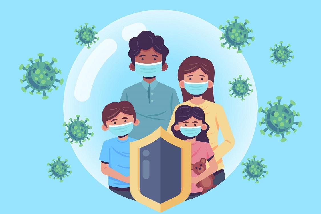 Begini Cara Virus Corona COVID-19 Menyerang Tubuh Manusia