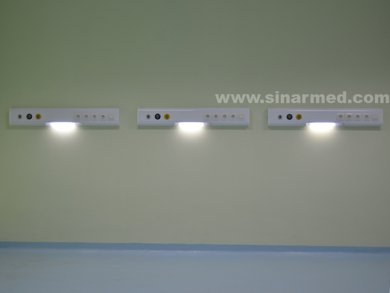 BEDHEAD UNIT TYPE AA dan WALL OUTLET FRES