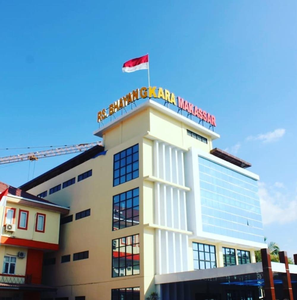RS Bhayangkara Makassar