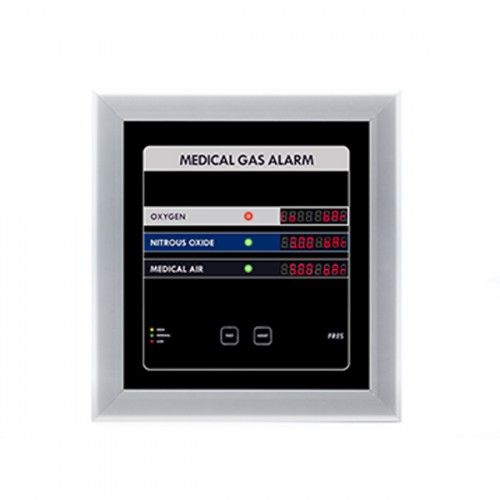 DIGITAL ALARM FRES 3 LINE GAS