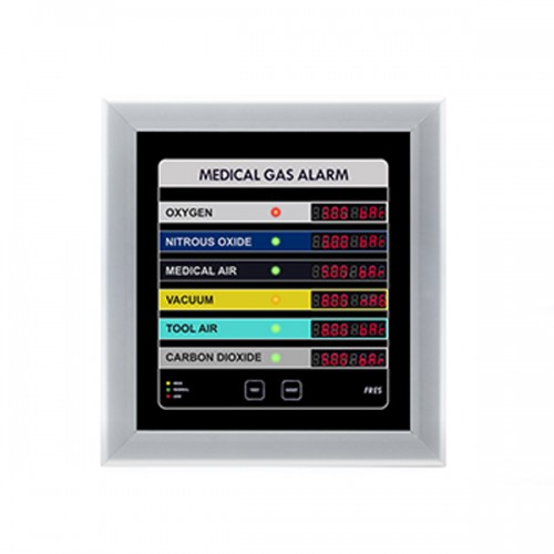 DIGITAL ALARM FRES 6 LINE GAS