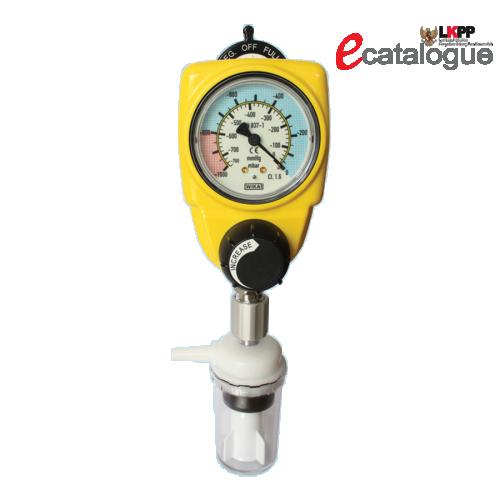 SUCTION REGULATOR DEWASA (0 - 760 mmHg)
