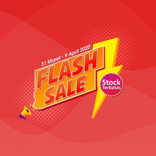 Flash Sale Sinarmed (31 Maret - 9 April 2020)
